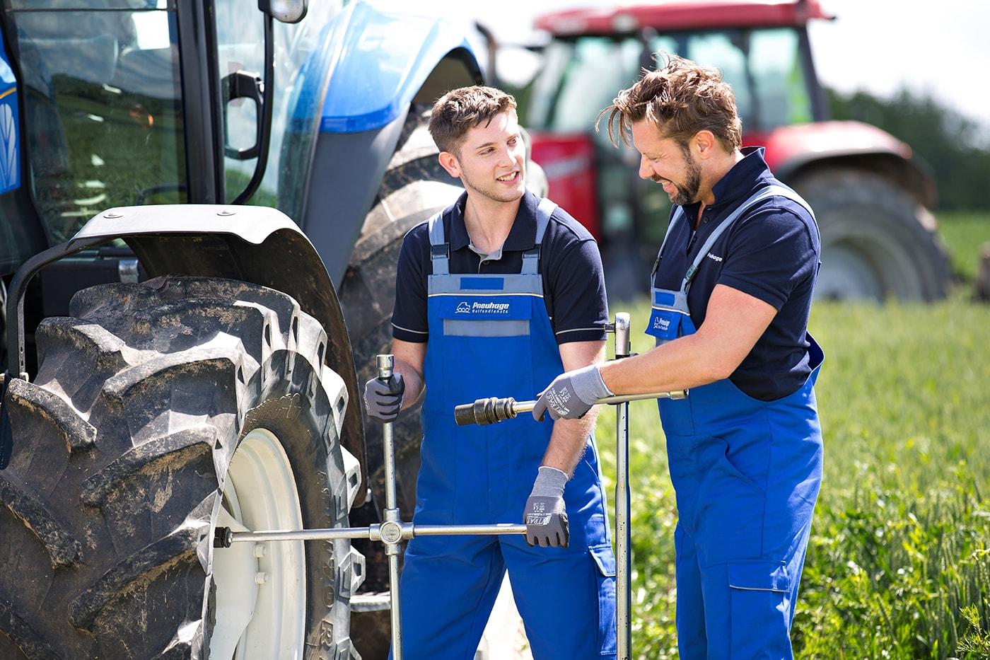 Produktberater (m/w/d) für Baumaschinen- und Landwirtschaftsmaschinenbereifung