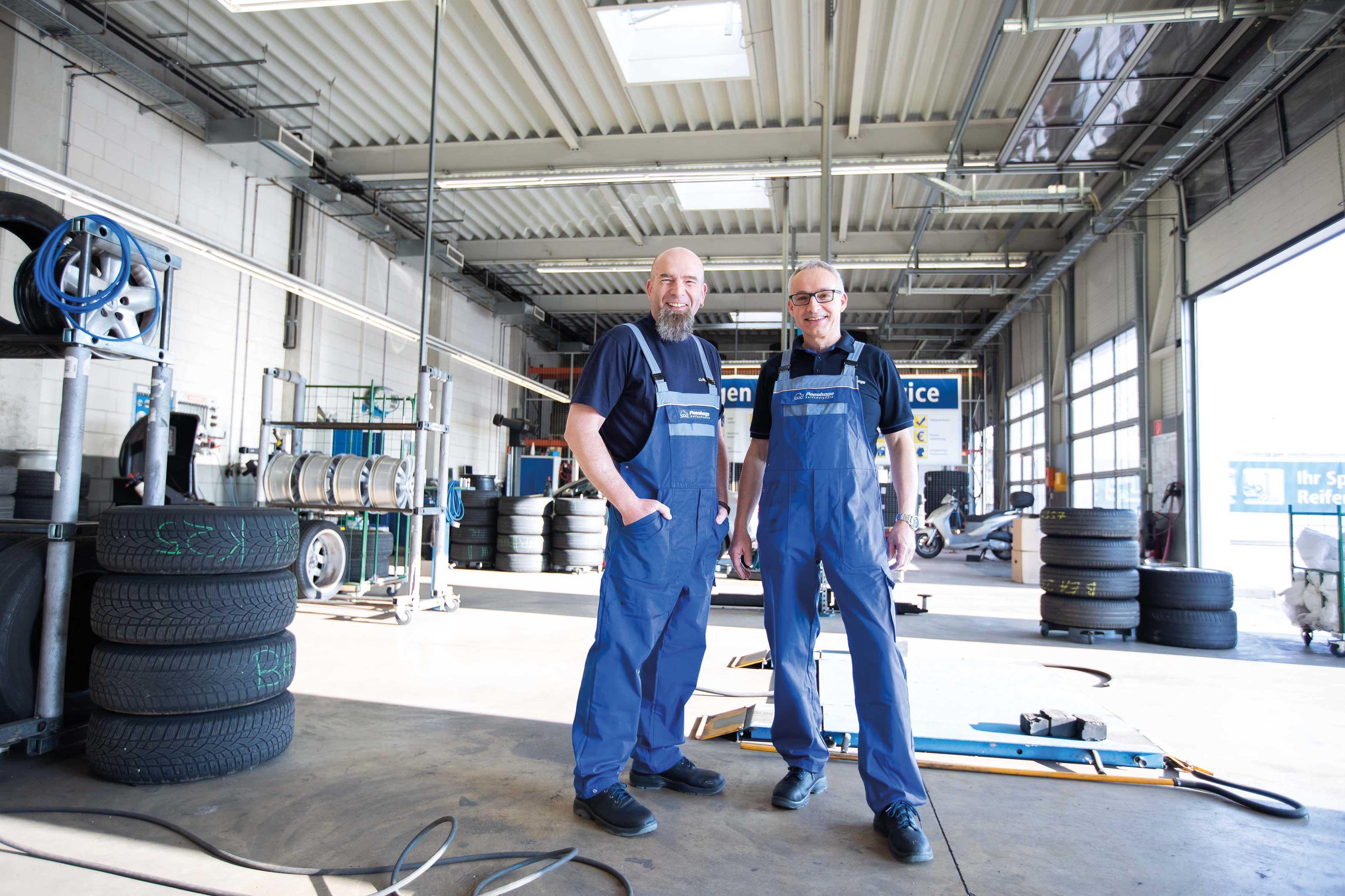Reifenmonteur (m/w/d) als Saisonaushilfe