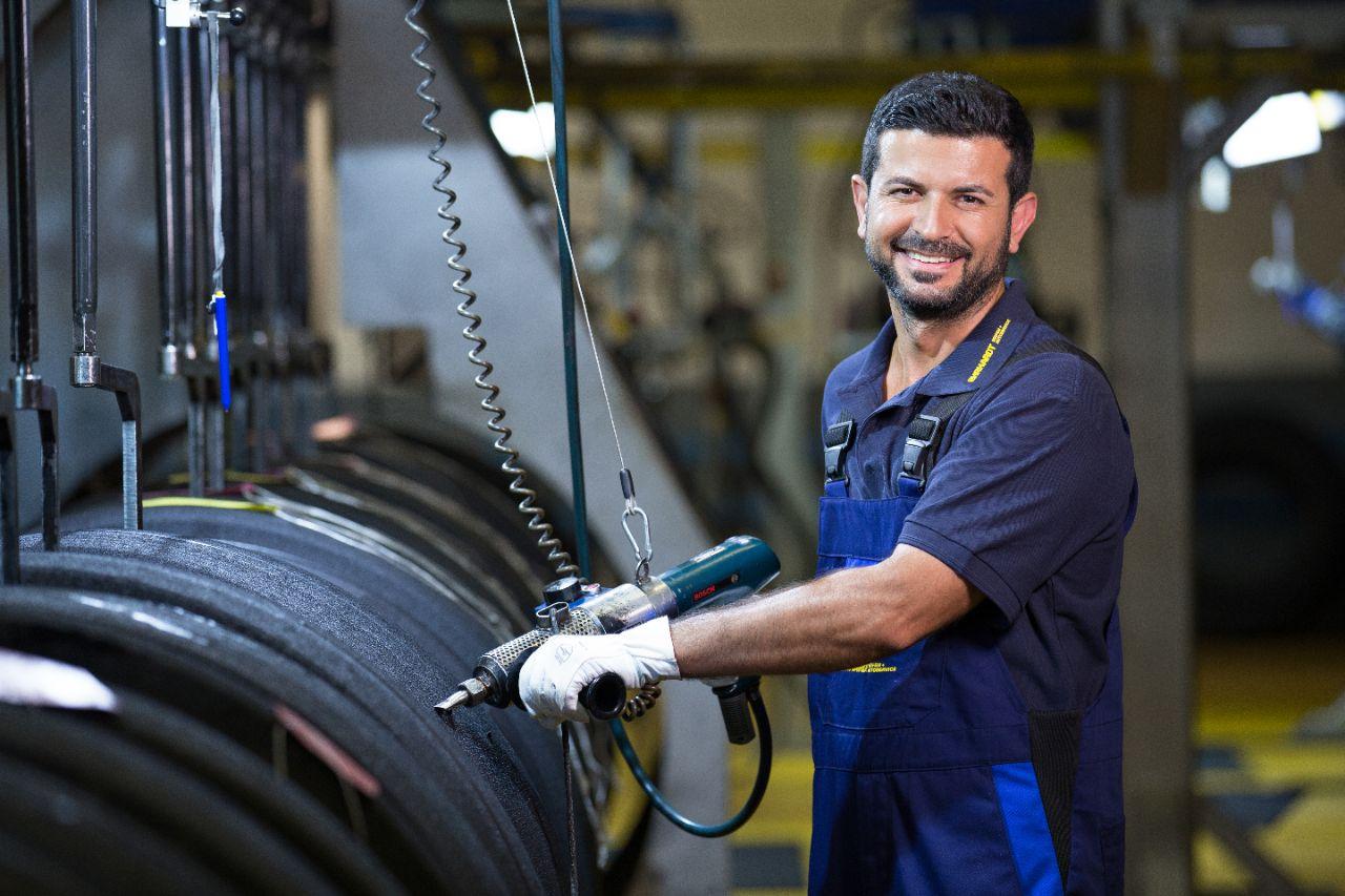 Ausbildung zum Mechaniker für Reifen- und Vulkanisationstechnik (m/w/d) in unserer Filiale in Lohfelden