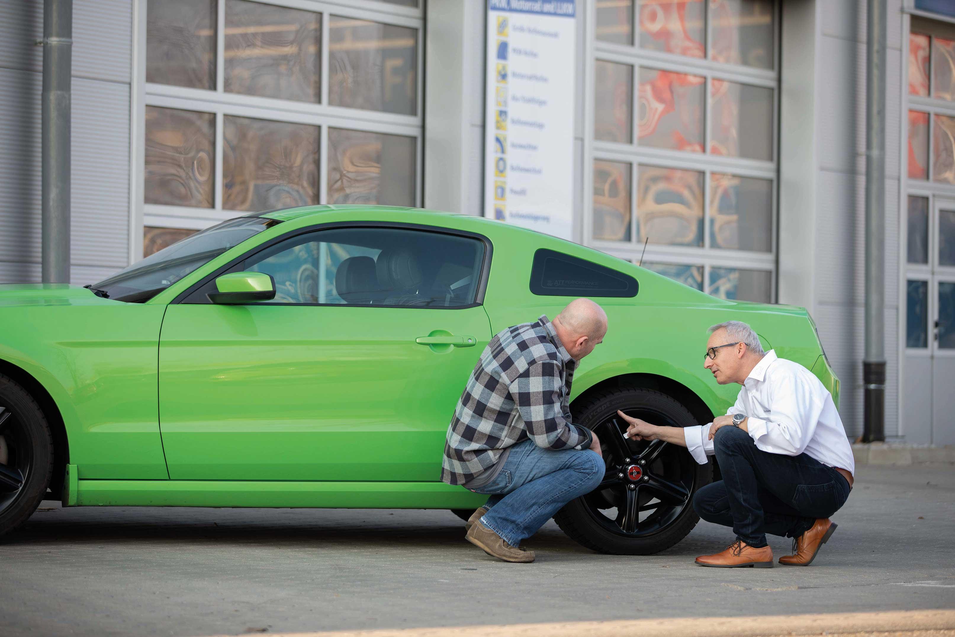 Kfz-Meister als Niederlassungsleiter (m/w/d) im Reifenhandel
